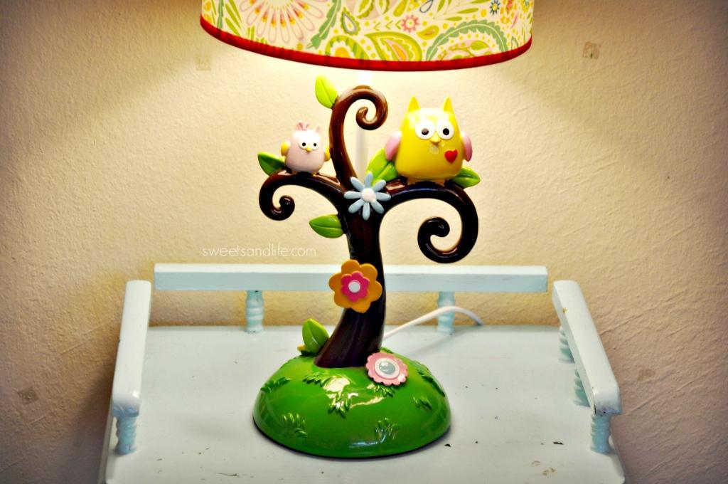 Cute Owl Nursery - Sweets and Life