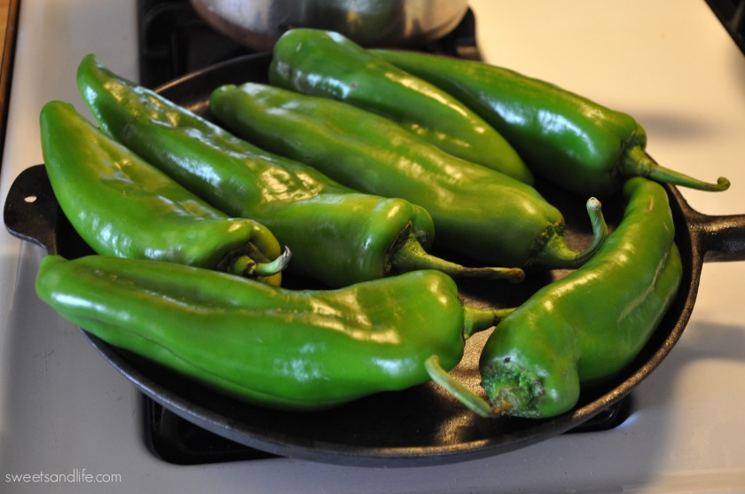 Sweets and Life: Chile con Queso (Chihuahua Style)