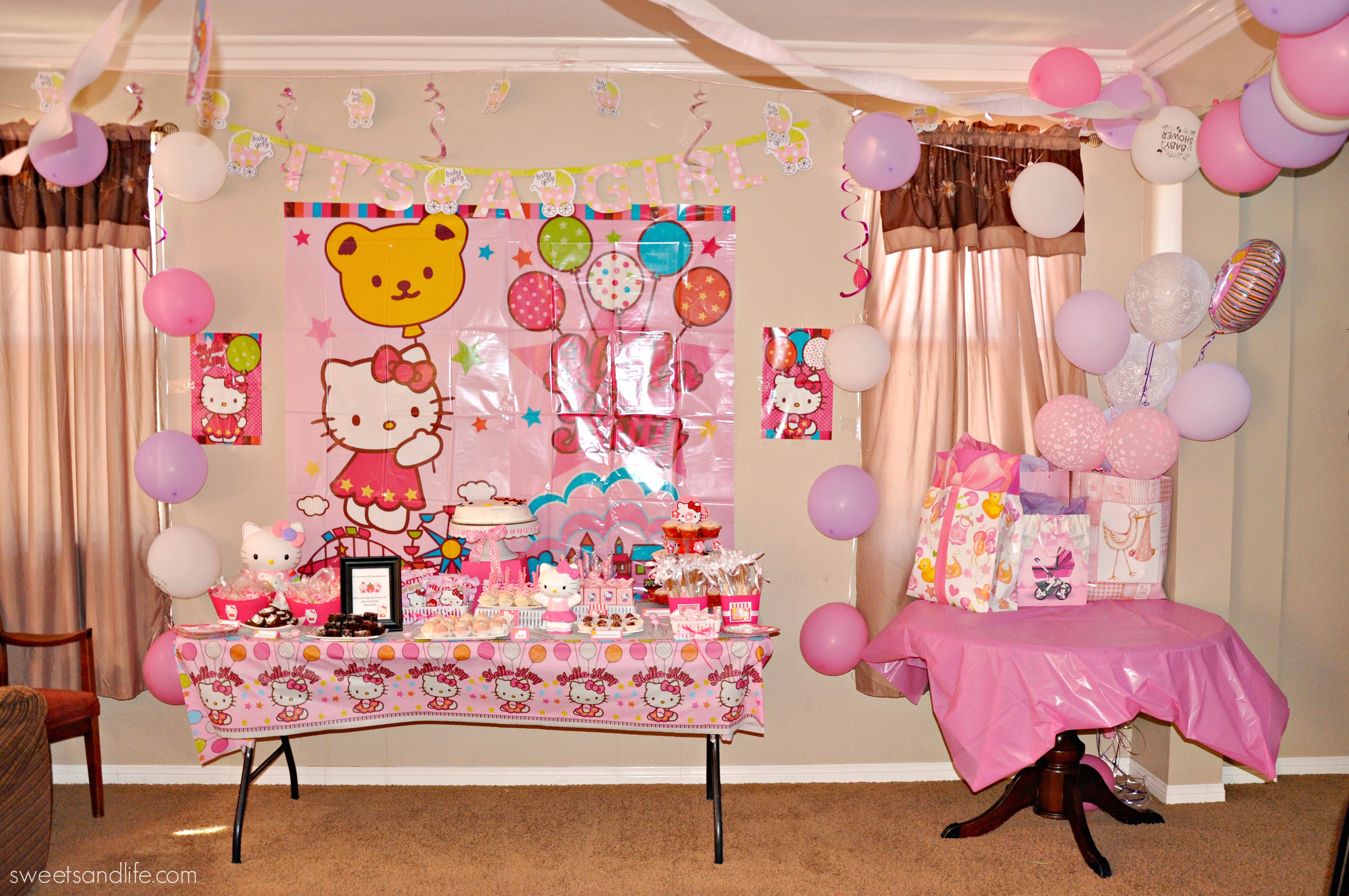 Baby shower – Sweets and Life