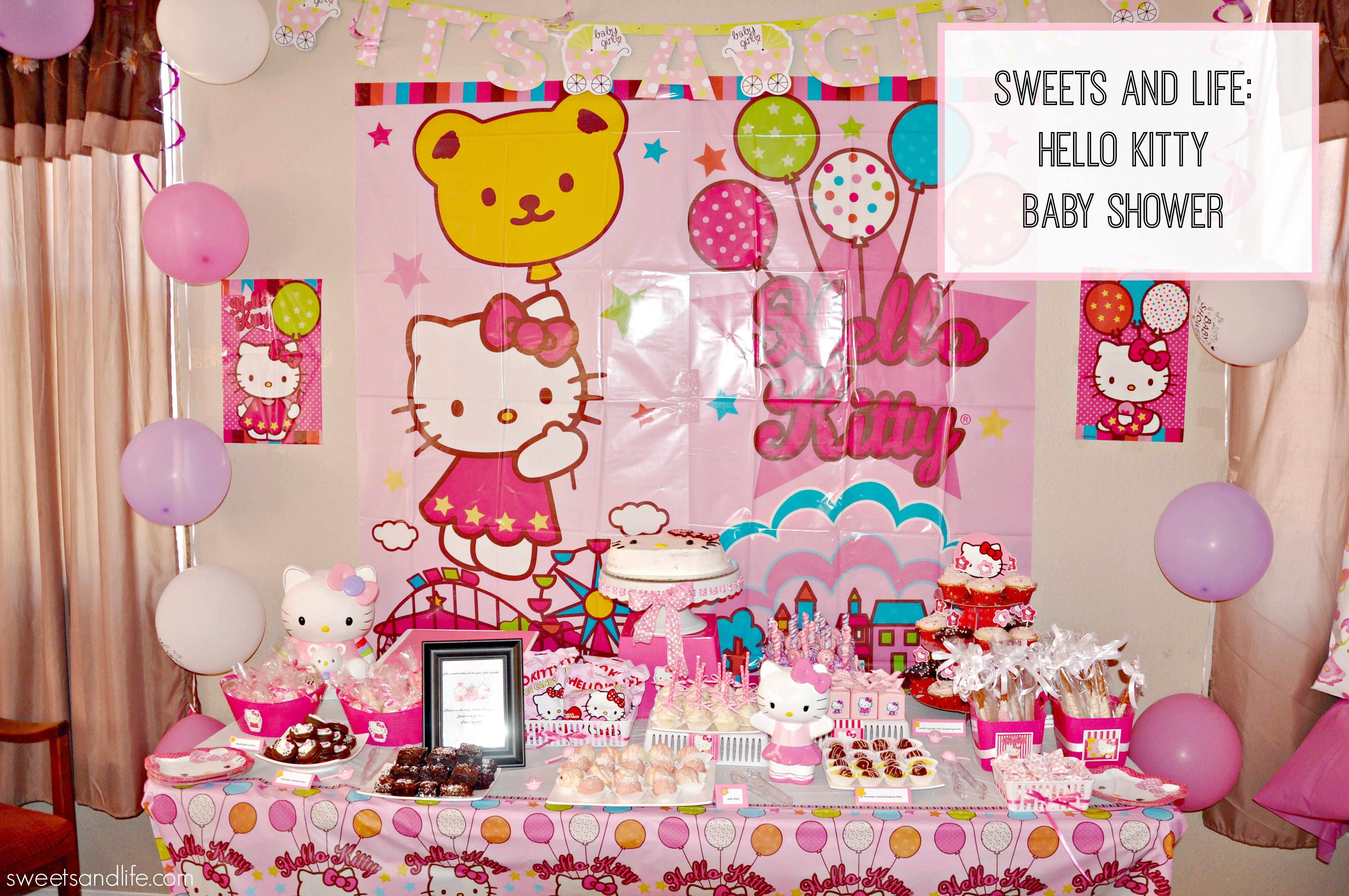 Hello Kitty | Sweets and Life