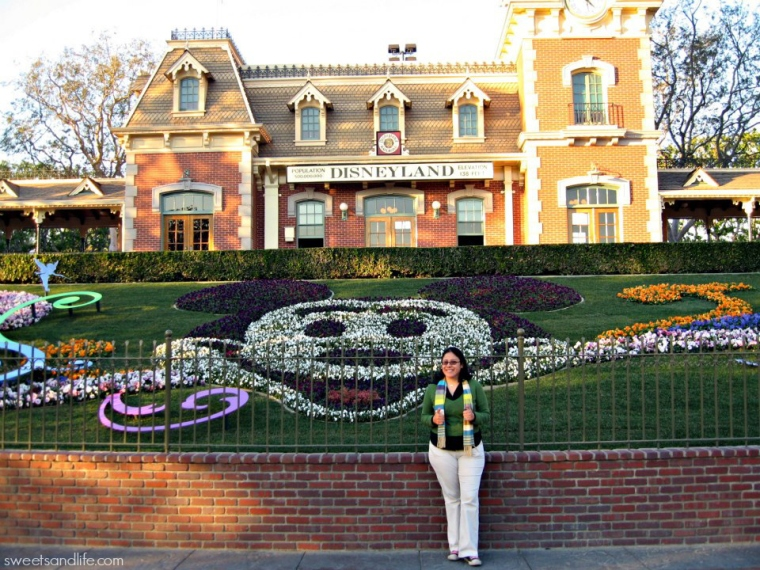 Sweets and Life: Disneyland