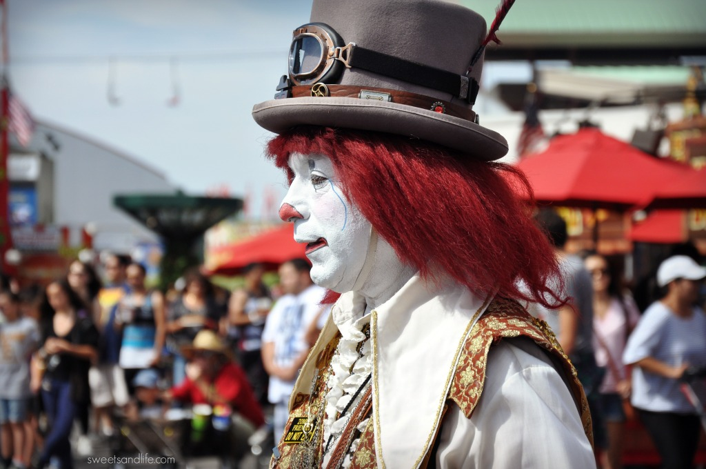 Sweets and Life: Clown 2