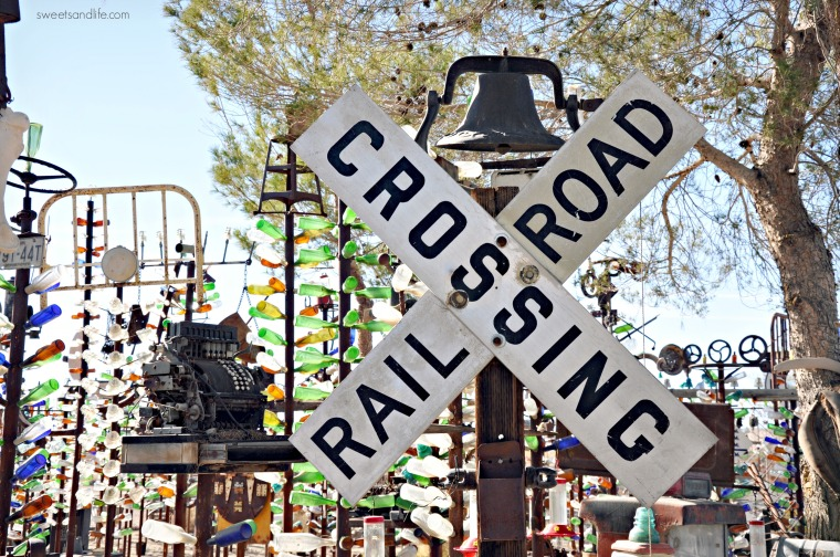 Sweets and Life: Rail Road Crossing