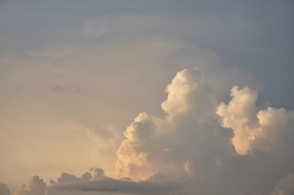 Sweetsandlife: Sun and Clouds